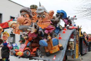 carnival of alost in belgium